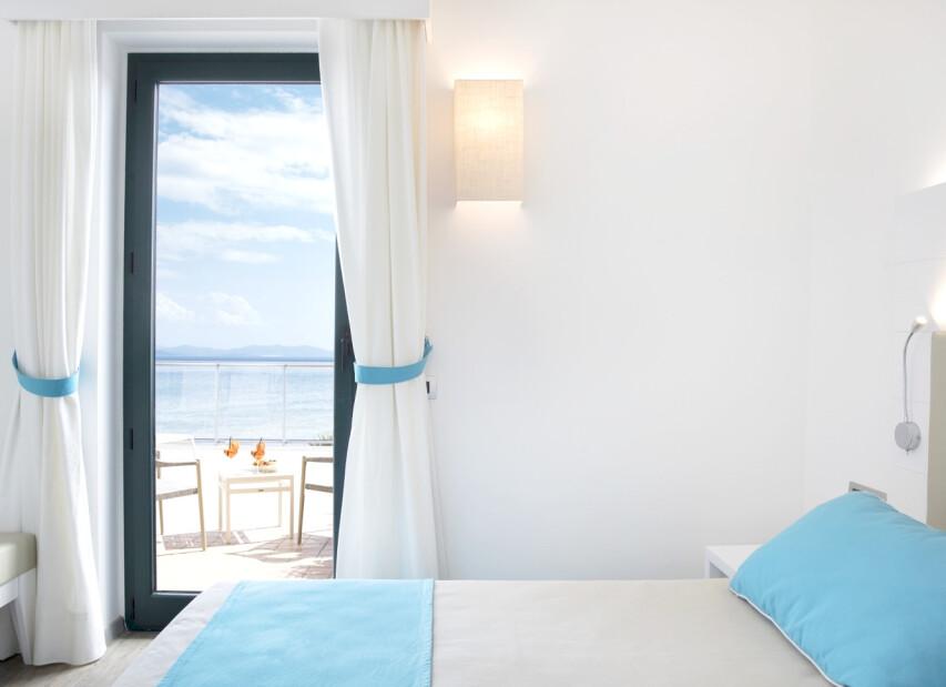 Suite Plus s výhledem na moře