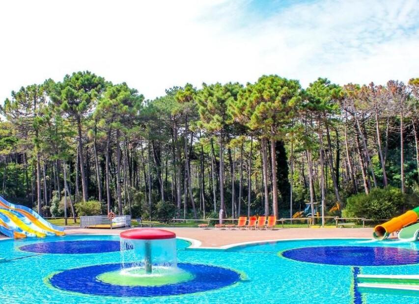 aquapark - Bella Italia Efa Village