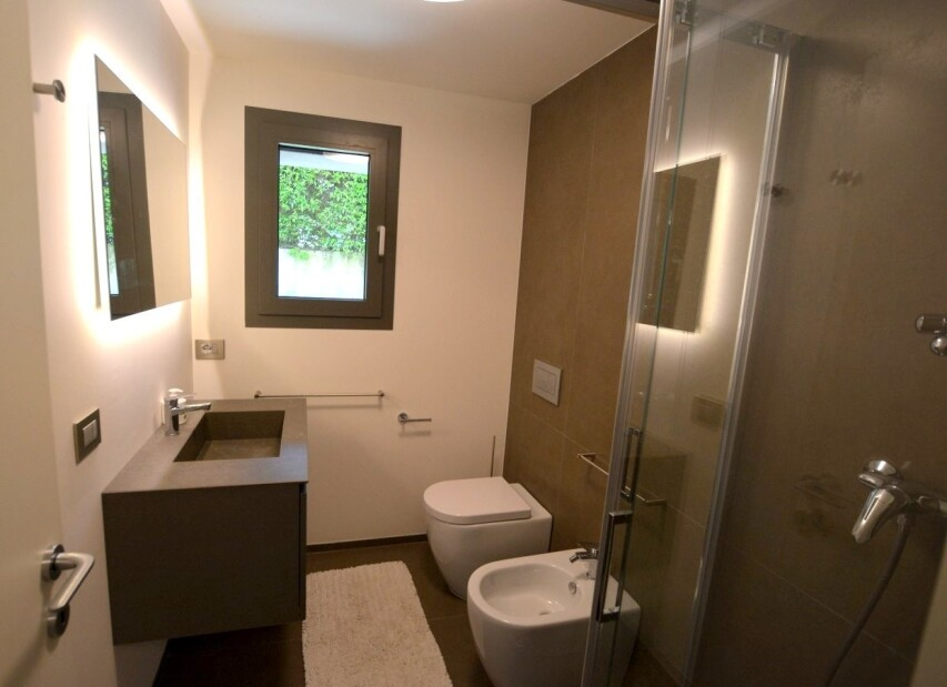 samostatná koupelna