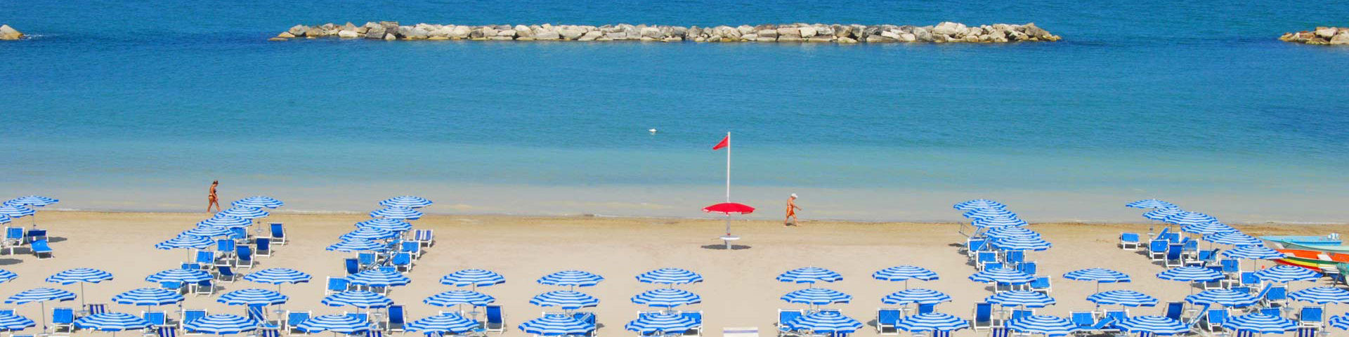 San Benedetto del Tronto, rekreační část letoviska