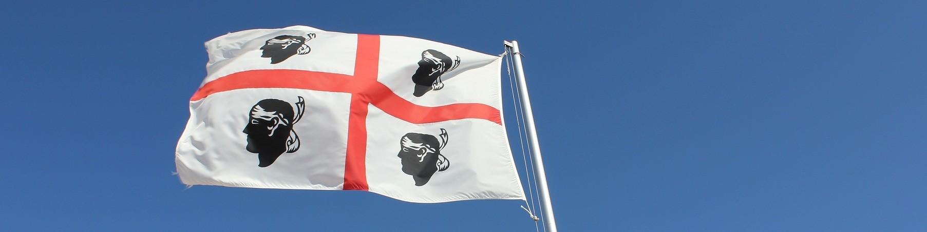 ostrov Sardegna