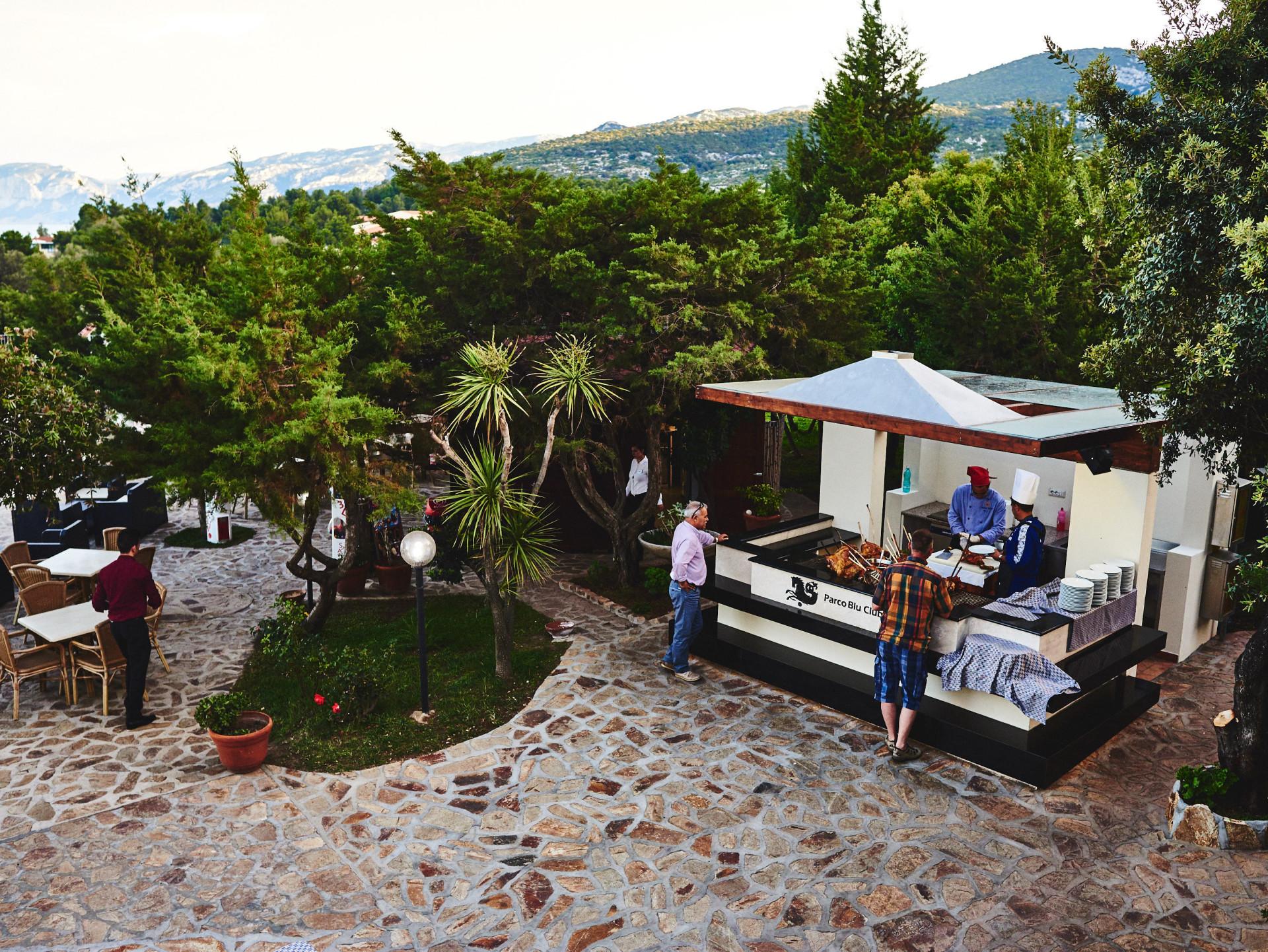 Hotel Parco Blu Club Resort****