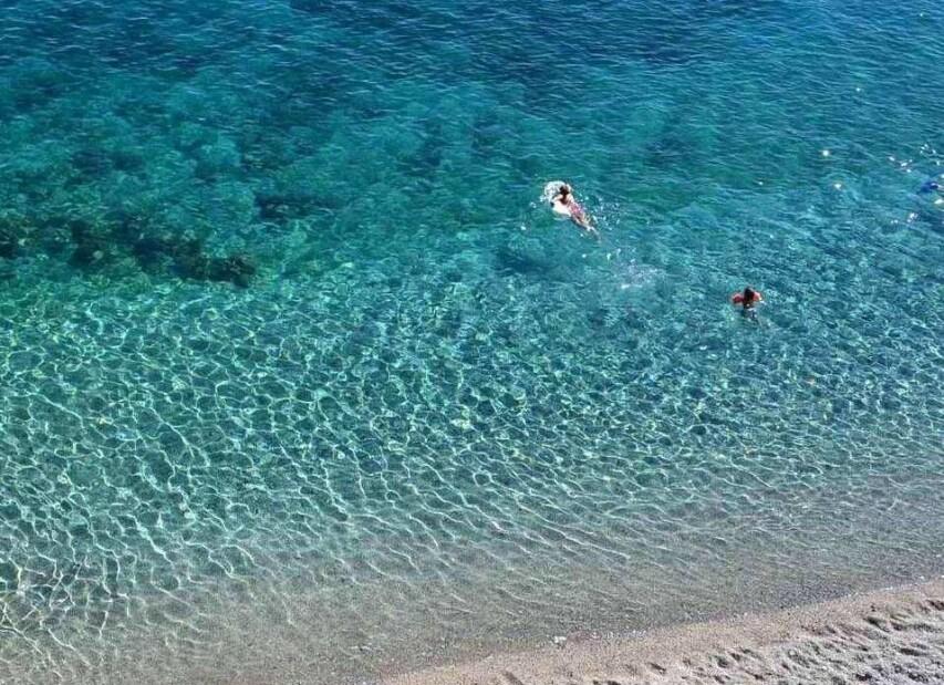 pláž Spotorno - Noli - Varigotti