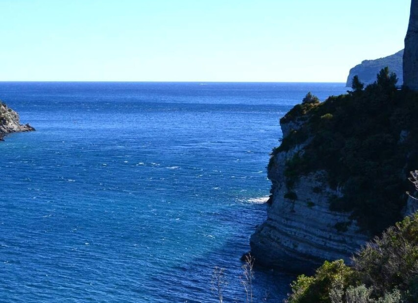ostrůvek Isola di Bergeggi