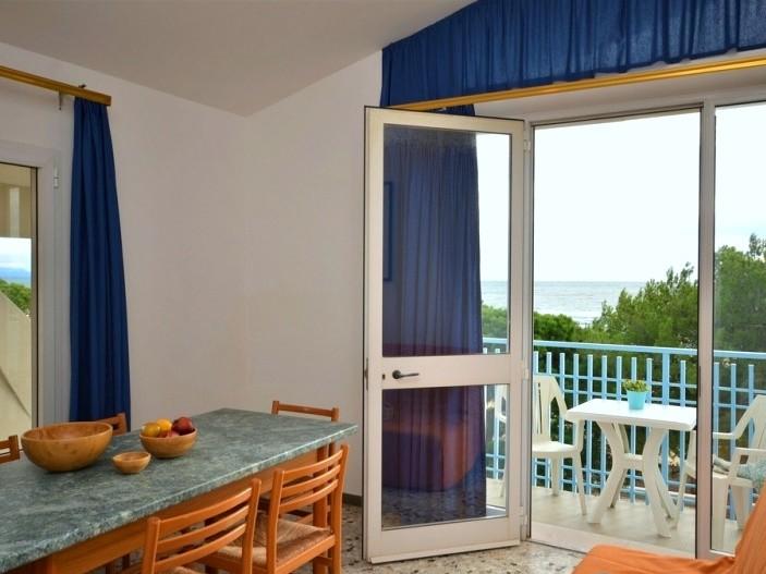 Residence Dal Moro - apartmán C trilo 6