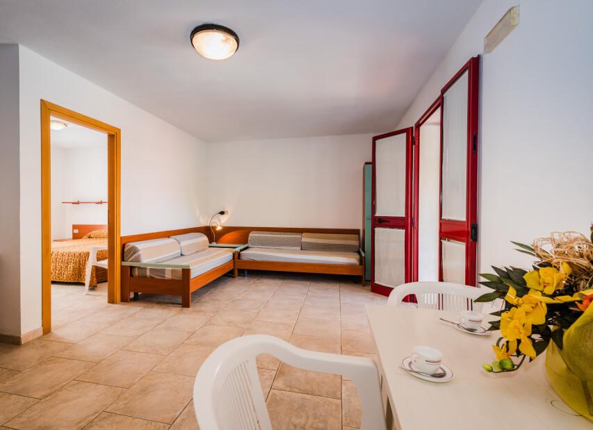 apartmány Punta Alice