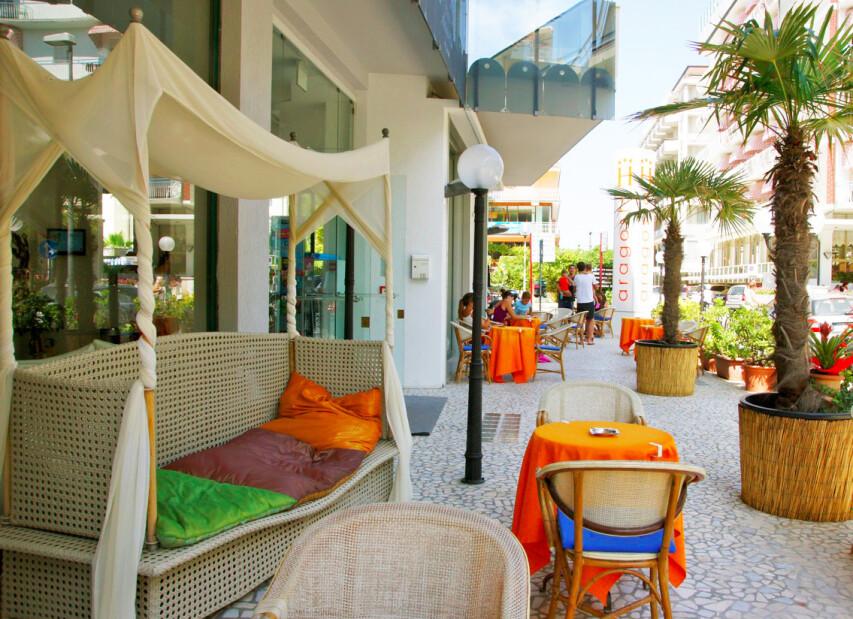 Hotel Aragosta***